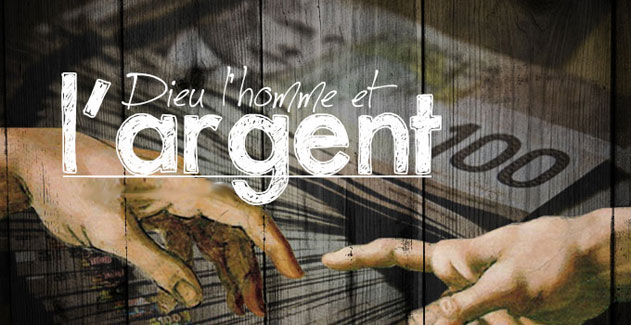 COMMENT AVOIR DE L'ARGENT ET RESTER PIEUX? HOW TO HAVE MONEY AND STAY PIOUS?
