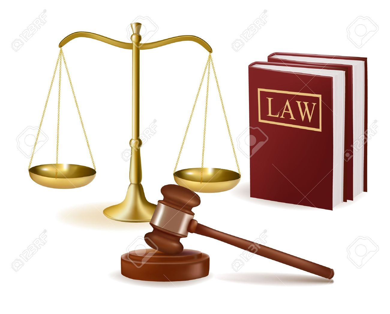 LA LOI ET LE JUGEMENT/ THE LAW AND THE JUDGEMENT