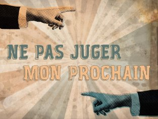 RÉSOLUTION: NE POINT JUGER